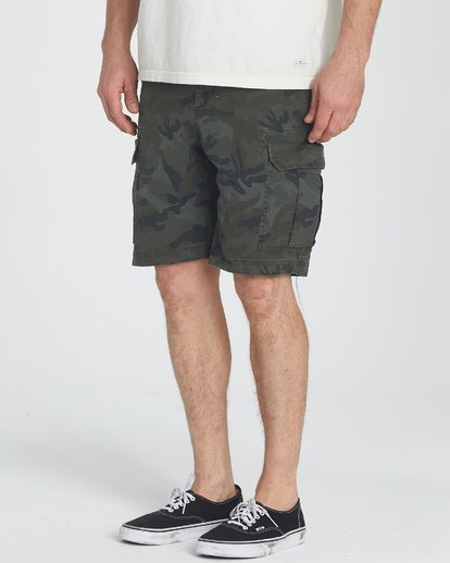 5 Scheme Shorts Green M236NBSC Billabong