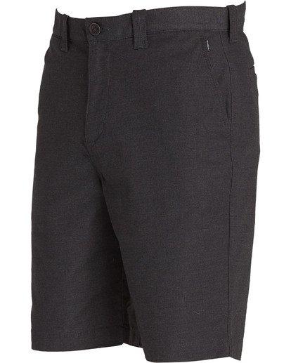2 Carter Stretch Shorts Black M236TBCS Billabong