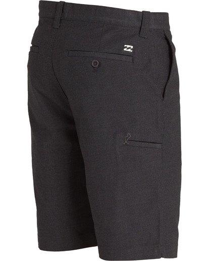3 Carter Stretch Shorts Black M236TBCS Billabong
