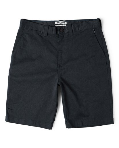 3 Carter Stretch Shorts  M236VBCS Billabong