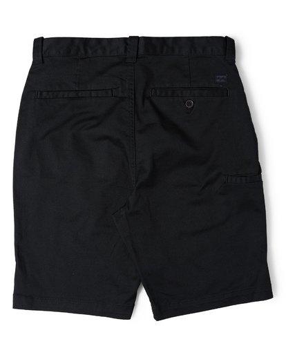 4 Carter Stretch Shorts Black M236VBCS Billabong