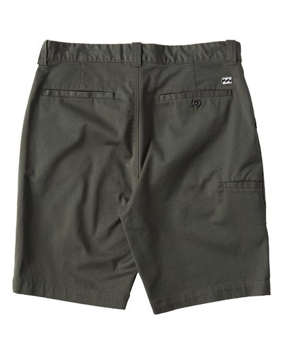 2 Carter Stretch Shorts Green M236VBCS Billabong