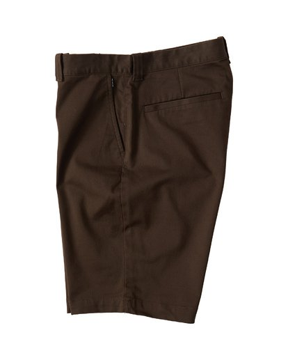 2 Carter Stretch Shorts Brown M236VBCS Billabong