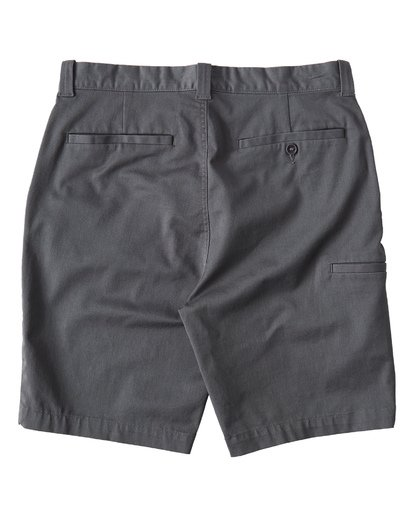 1 Carter Stretch Shorts Grey M236VBCS Billabong