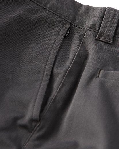 4 Carter Stretch Shorts Grey M236VBCS Billabong