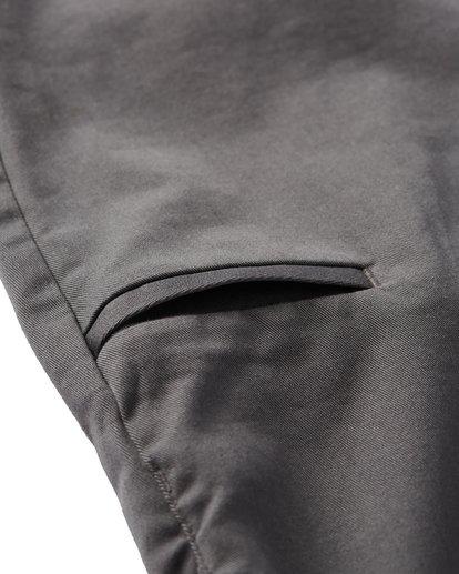 6 Carter Stretch Shorts Grey M236VBCS Billabong