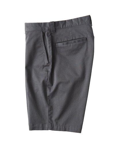 2 Carter Stretch Shorts Grey M236VBCS Billabong