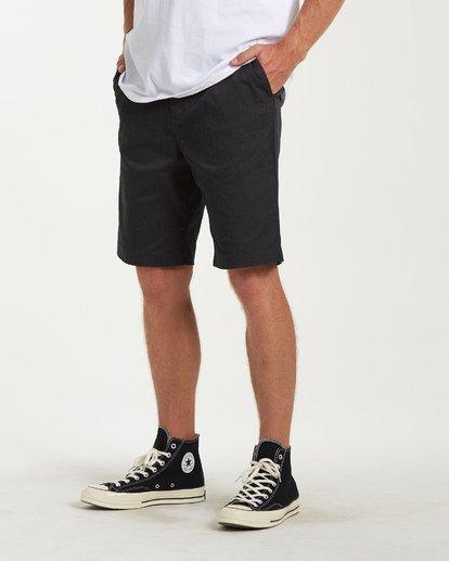 1 Carter Stretch Shorts  M236VBCS Billabong