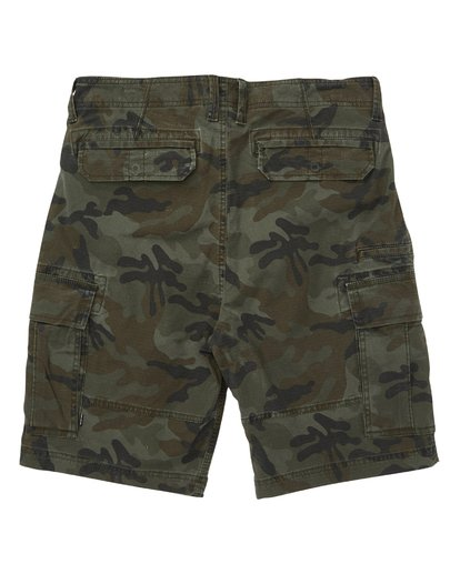 1 Scheme Cargo Walkshorts Black M236VBSC Billabong