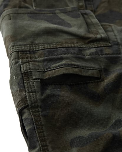 5 Scheme Cargo Walkshorts Black M236VBSC Billabong