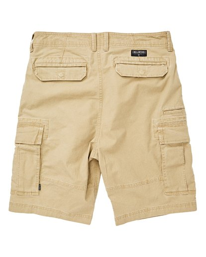 1 Scheme Cargo Walkshorts Green M236VBSC Billabong