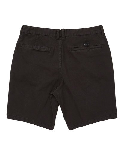 1 New Order Wave Wash Shorts Black M237TBNE Billabong