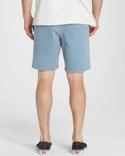 5 New Order Wave Wash Shorts Blue M237TBNE Billabong
