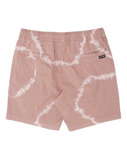 1 Larry Layback Shorts Pink M2381BLL Billabong