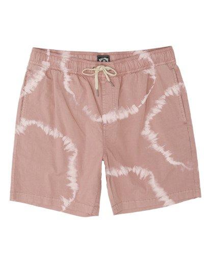 0 Larry Layback Shorts Pink M2381BLL Billabong