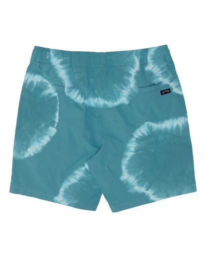 1 Larry Layback Shorts Blue M2381BLL Billabong