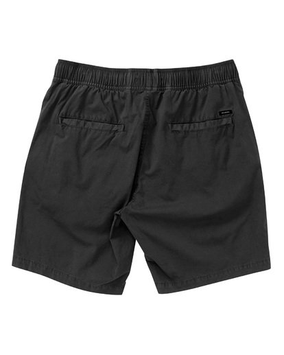 1 Larry Layback Walkshorts Black M239TBLL Billabong