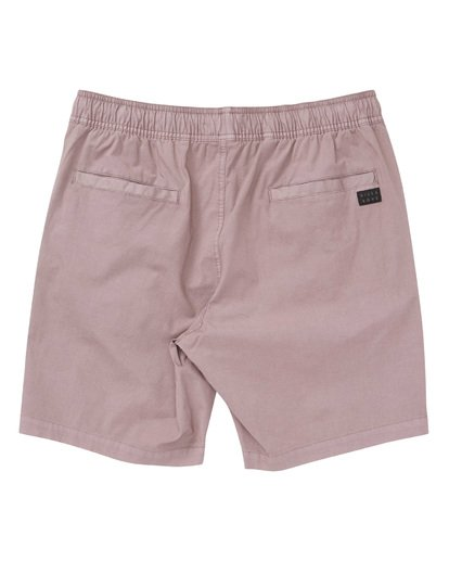 1 Larry Layback Walkshorts Beige M239TBLL Billabong