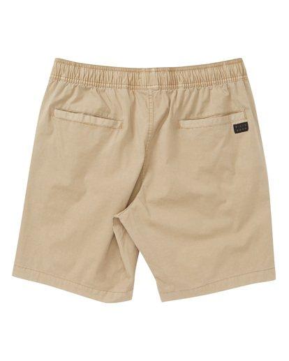 1 Larry Layback Shorts Green M239TBLL Billabong