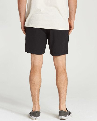 5 Larry Layback Shorts Black M239TBLL Billabong