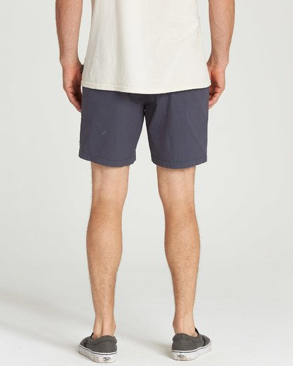 5 Larry Layback Shorts Grey M239TBLL Billabong