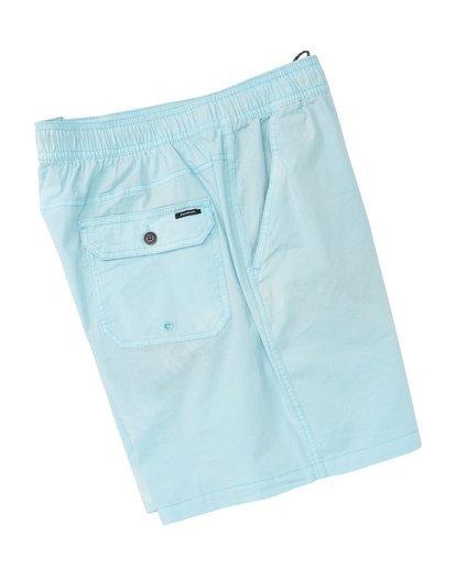 2 Vibes Tie Dye Elastic Walkshorts Grey M239TBVE Billabong