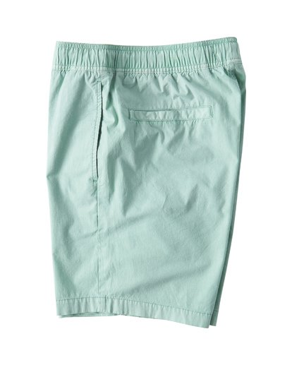 2 Larry Layback Walkshorts Brown M239VBLL Billabong