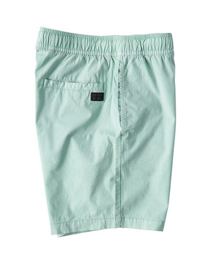 3 Larry Layback Walkshorts Brown M239VBLL Billabong
