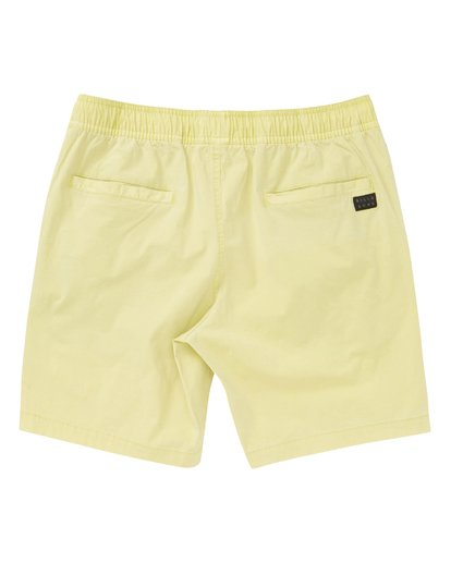 1 Larry Layback Walkshorts Green M239VBLL Billabong