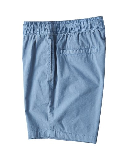 2 Larry Layback Walkshorts Blue M239VBLL Billabong