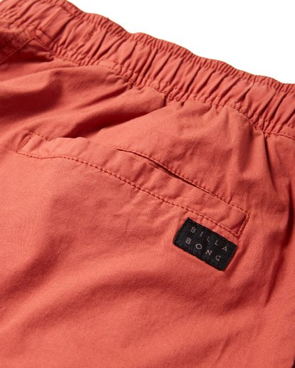 7 Larry Layback Walkshorts Beige M239VBLL Billabong