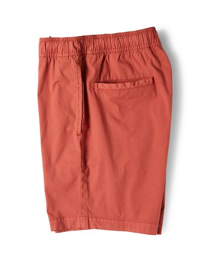 5 Larry Layback Walkshorts Beige M239VBLL Billabong