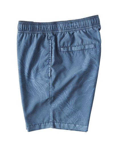 2 Larry Layback Sunday Walkshorts  M241VBLS Billabong