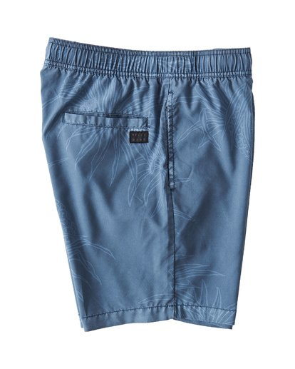 3 Larry Layback Sunday Walkshorts  M241VBLS Billabong