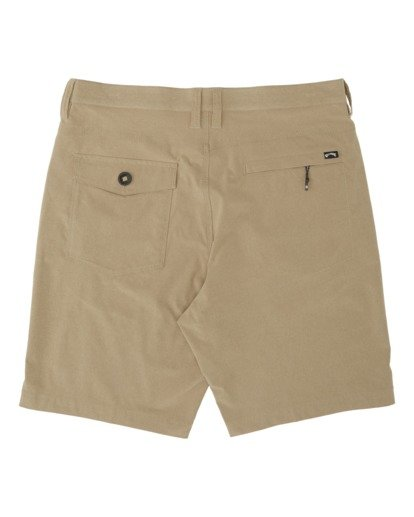 5 Surftrek Heather Walkshorts Green M2421BSH Billabong