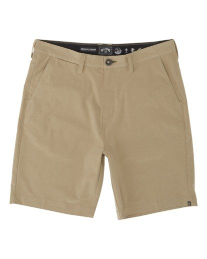 4 Surftrek Heather Walkshorts Green M2421BSH Billabong