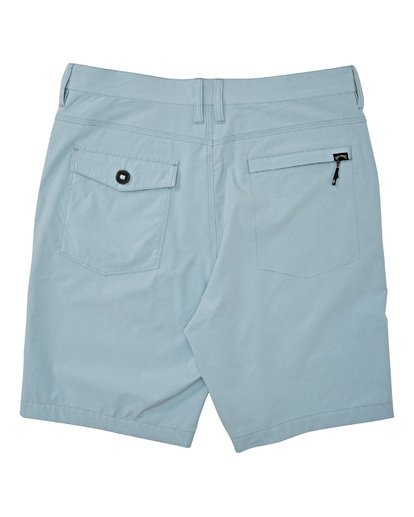 1 Surftrek Heather Walkshorts Blue M2421BSH Billabong