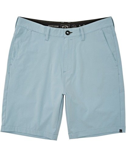 0 Surftrek Heather Walkshorts Blue M2421BSH Billabong