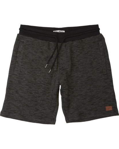 "0 Balance Short 19"" Black M2503BBS Billabong"