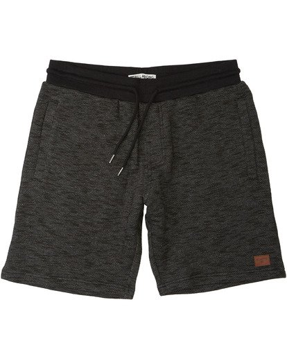 "1 Balance Short 19"" Black M2503BBS Billabong"