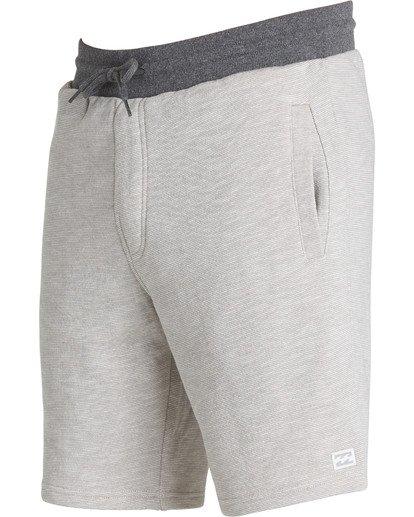 1 Balance Shorts Grey M250QBBS Billabong
