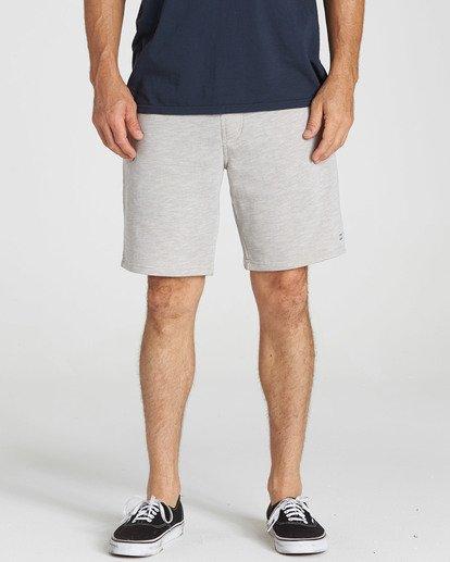 3 Balance Shorts Grey M250QBBS Billabong