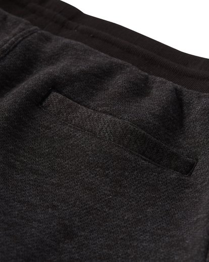 "9 Balance Sweat Short 19"" Black M250VBBS Billabong"
