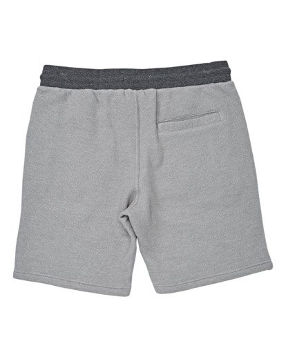 "4 Balance 19"" SweatShort 19"" Grey M250VBBS Billabong"