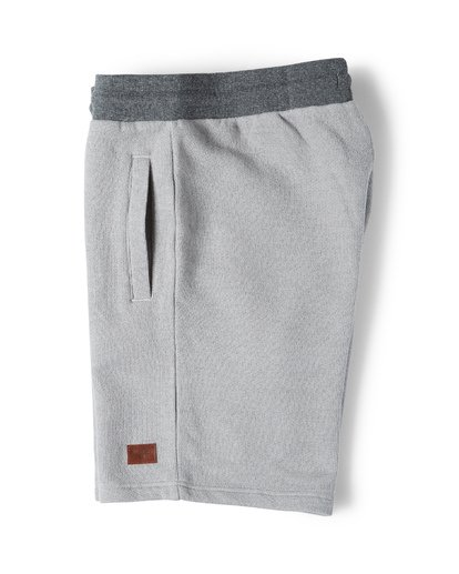 "5 Balance 19"" SweatShort 19"" Grey M250VBBS Billabong"