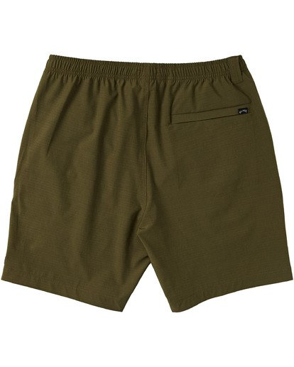 7 Transport Elastic Short Green M2512BTE Billabong