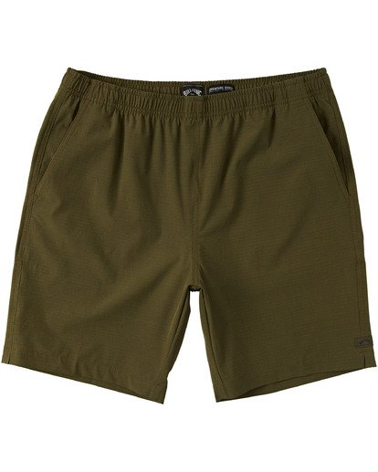 4 Transport Elastic Short Green M2512BTE Billabong