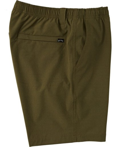 5 Transport Elastic Short Green M2512BTE Billabong