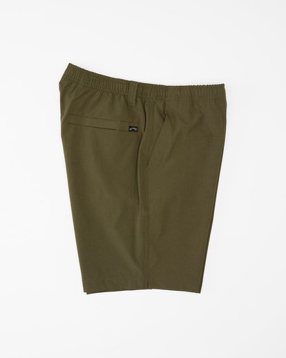 8 Transport Elastic Short Green M2512BTE Billabong