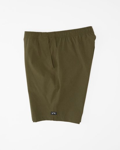 9 Transport Elastic Short Green M2512BTE Billabong